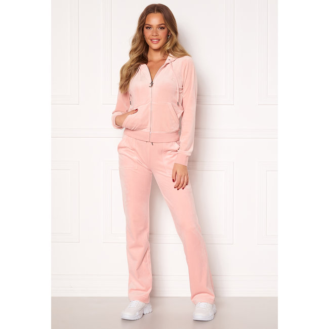 Juicy Couture JACKET HOODIE CLASSIC BABY PINK