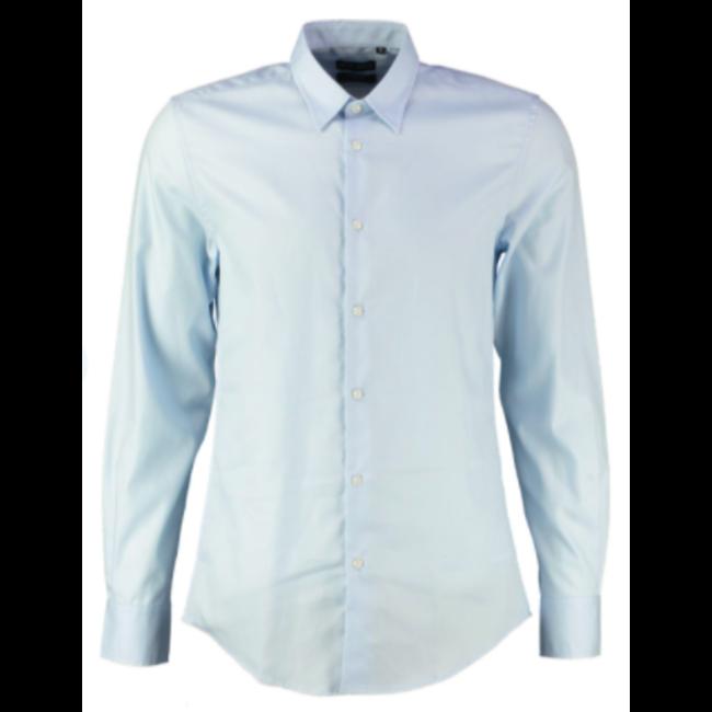 Antony Morato Basic Overhemd Cielo
