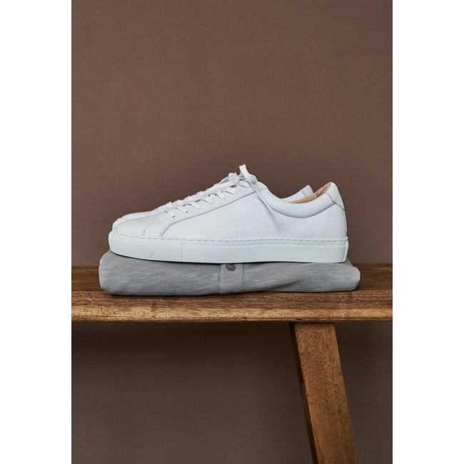 Dstrezzed SNEAKER 660003 CLASSIC LEATHER WHITE