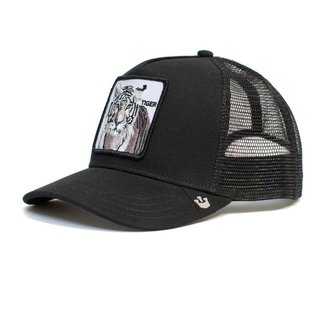 Goorin Bros Silver Tiger Cap