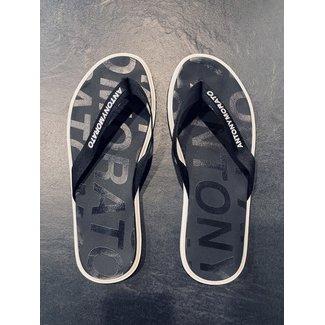 Antony Morato AM Slippers MMFF00012 Black