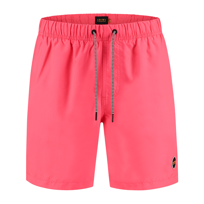 Shiwi ZWEMSHORT FLUO RED