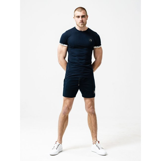 AB Lifestyle SUMMER SHORTS NAVY