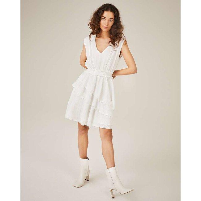 Freebird DRESS KYONA OFF-WHITE