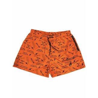AH6 Swim Short Orange