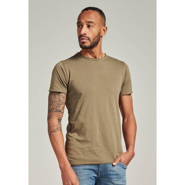 Dstrezzed Basic T-Shirt 202274 ARMY GREEN