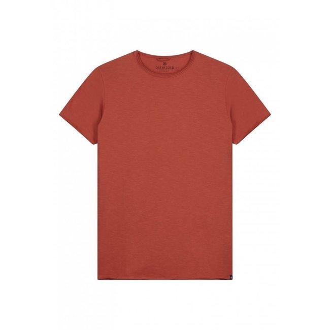 Dstrezzed Basic T-Shirt 202274 STONE RED