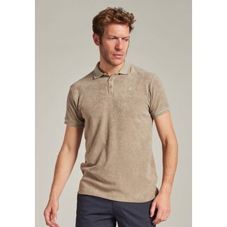 Dstrezzed Polo Toweling 202674 Rosy Brown
