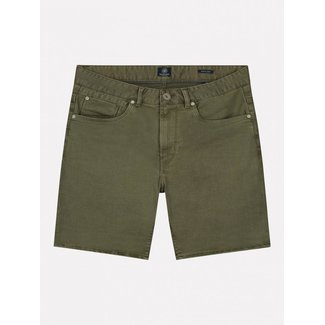 Dstrezzed Colored Short 515278 Army Green