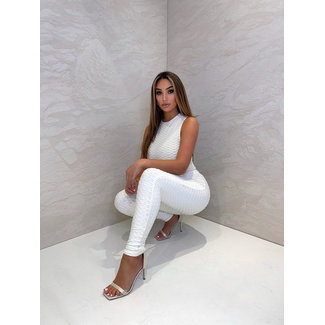 Unique the Label Olivia Legging White