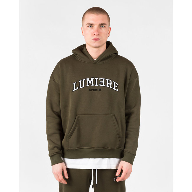 Lumiere TRACKSUIT GRENOBLE ARMY  (2-DELIG)