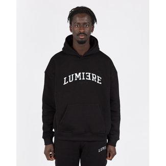 Lumiere TRACKSUIT GRENOBLE BLACK  (2-DELIG)