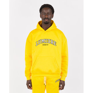 Lumiere TRACKSUIT GRENOBLE YELLOW  (2-DELIG)