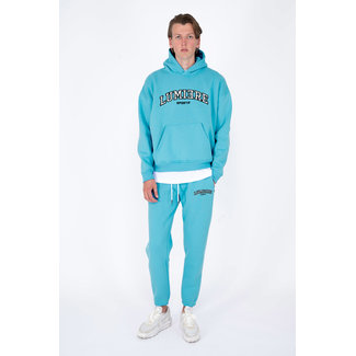 Lumiere TRACKSUIT GRENOBLE TURQ  (2-DELIG)