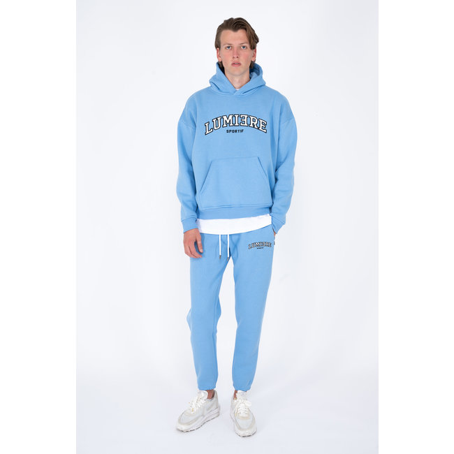 Lumiere TRACKSUIT GRENOBLE BABY BLUE (2 DELIG)