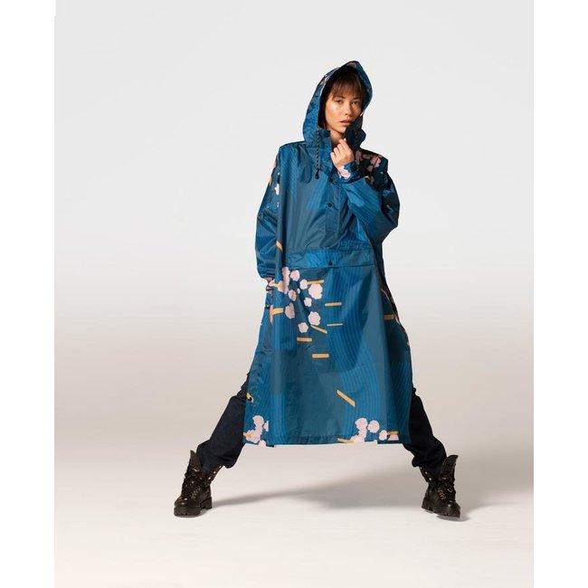 RAIN KISS Japanse Bloesem - Regenponcho ONE SIZE