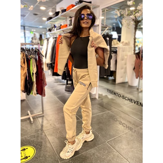 Lumiere TRACKSUIT GRENOBLE NEW MOCCA (2 DELIG)