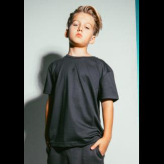 AH6 T-Shirt Basic Black KIDS