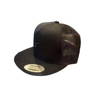 AH6 CAP TWILL BLACK