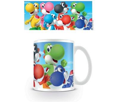 Super Mario Yoshi's - Mok