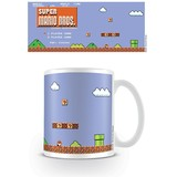 Super Mario Retro Title - Mok