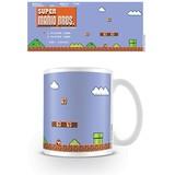 Super Mario Retro Title Screen Mok