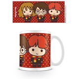 Harry Potter Chibi Harry, Ron, and Hermione Mok