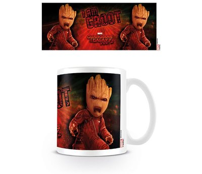 Guardians Of The Galaxy Vol 2 Angry Groot Mok