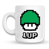 Nintendo 1 UP - Mok
