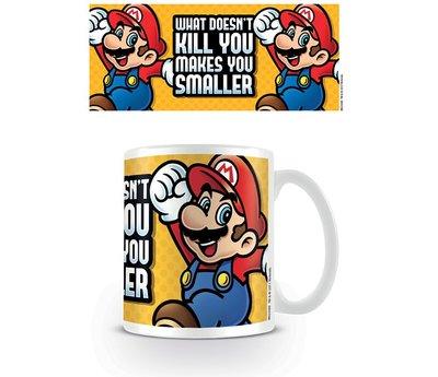 Super Mario Makes You Smaller - Mok