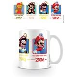 Super Mario Dates - Mok