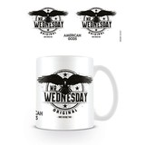 American Gods Mr Wednesday - Mok
