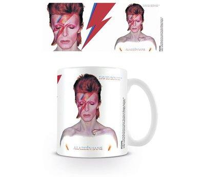 David Bowie Aladdin Sane Mok