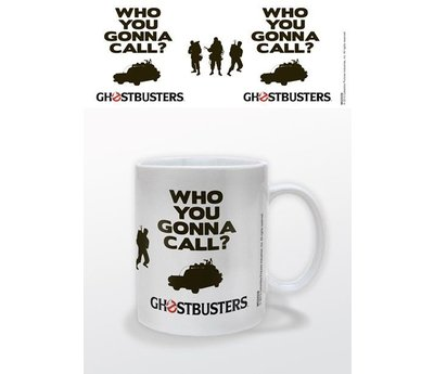 Ghostbusters Who You Gonna Call? - Mok