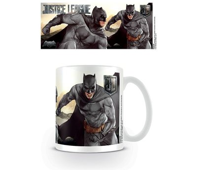 Justice League Movie  Batman Action  - Mok