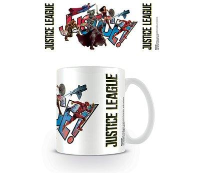 Justice League Movie  Comic Justice - Mok
