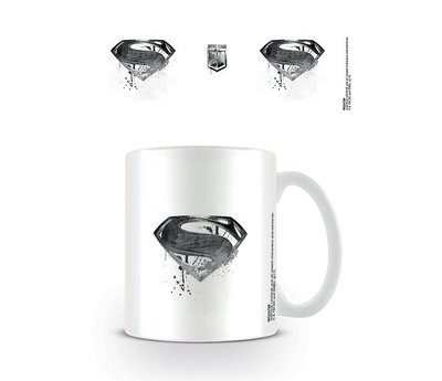 Justice League Movie  Superman Logo Drip - Mok