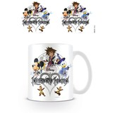 Kingdom Hearts Logo Mok