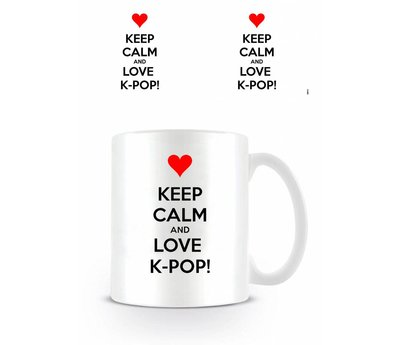 Keep Calm and Love K Pop  Mok