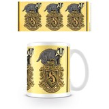 Harry Potter Hufflepuff Badger Crest Mok