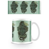 Harry Potter Slytherin Snake Crest Mok