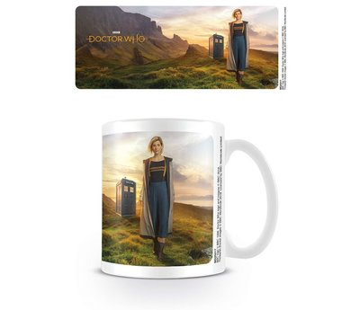 Doctor Who 13th Doctor - Mok