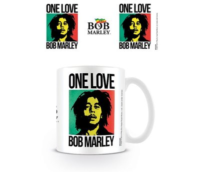 Bob Marley One Love Mok