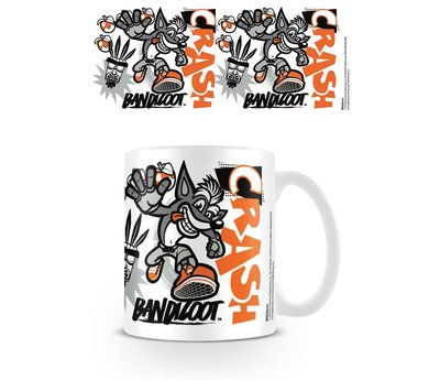 Crash Bandicoot - Mok