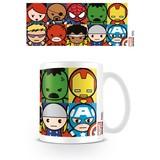 Marvel Kawaii Characters Mok