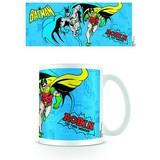 DC Originals Batman And Robin Mok