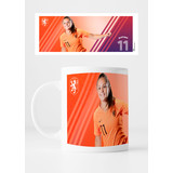 KNVB Leeuwinnen #11 Martens Mok