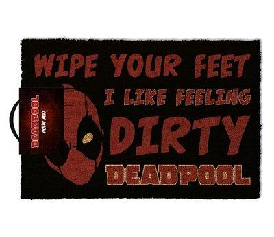 Deadpool Dirty Deurmat
