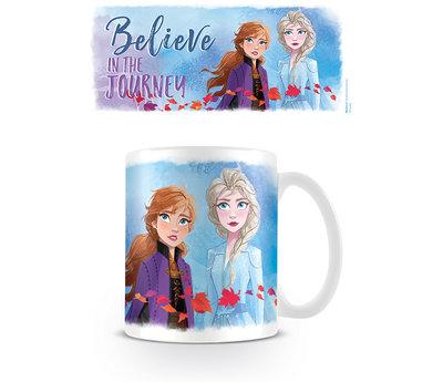 Frozen 2 Believe in the Journey Mok