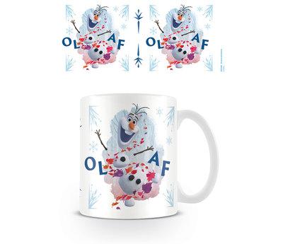 Frozen 2 Olaf Jump Mok
